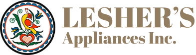 Lesher's Appliances Logo