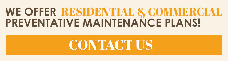 Residential & Commercial Maintenance Plans